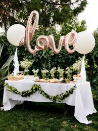 balloon decorations mylar number letter 18 gorgeous ways to use letter balloons at your wedding