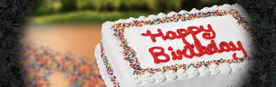 How To Decorate A Birthday Cake Birthday Cakes Made With Your Favorite Ice Cream At Cold Stone