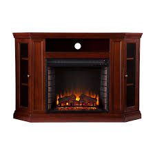 claremont convertible corner electric fireplace tv stand review