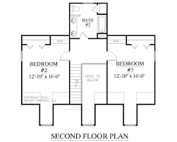 apartments 2 floor house plans bentley ii bungalow floor plan