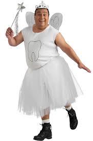 tooth fairy costume men s tooth fairy plus size costume purecostumes