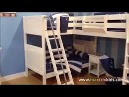 Bunk Beds L Shaped New Maxtrix L Shaped Bunk Loft Bed Launches At High Point Market