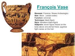 Francois Vase Homer Ppt Video Online Download