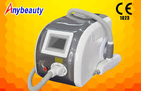 q switch nd yag laser tattoo removal machine acne scar removal