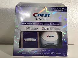 crest 3d white whitestrips with light review crest 3d white whitestrips with light 10ct buy online in uae
