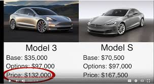how much will tesla model 3 really cost a lot gas 2