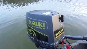 suzuki 30 hp youtube