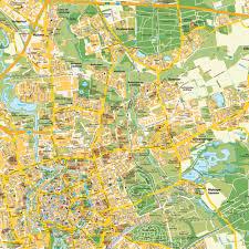 Map Com Stadtplan Braunschweig Niedersachsen Deutschland Karte Und