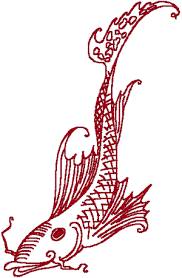 asian designs asian fish 2 embroidery design