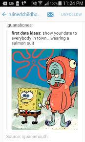 Suit Meme - wearing a salmon suit meme by supersaturn memedroid