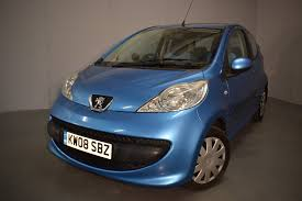 used peugeot 107 manual for sale motors co uk