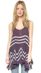 free people home decor free people voile u0026 lace trapeze tank eggplant women clothing tops