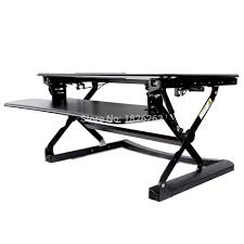 Adjustable Sit Stand Desk by Aliexpress Com Buy Loctek M1 Easyup Height Adjustable Sit Stand