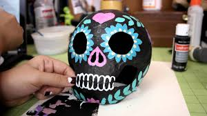 how to make paper mache halloween decorations part 46 paper