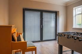 Patio Door Sliding Panels What S Ideal Blinds For Patio Doors Door Design