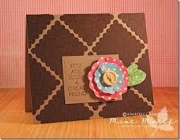 flower card and favecrafts