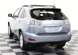 2004 lexus rx330 problems 2004 used lexus rx 330 rx330 suv back up navigation at