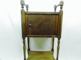 vintage humidorsmoke standnightstandhumidor cabinetbed