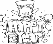 doodle 2017 coloring pages printable