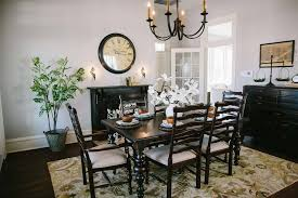 fixer upper dining table fixer upper season 1 episode 12 dining room the weathered fox