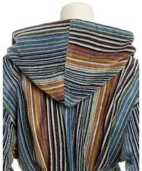 missoni missoni home scott hooded robe bluefly com