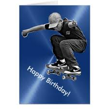skateboarding cards u0026 invitations zazzle co uk