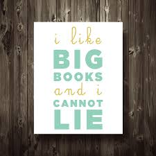 funny home decor i like big books and i cannot lie print poster 8 5x11 typography