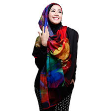 tutorial jilbab ala ivan gunawan ivan gunawan keluarkan koleksi scarf limited edition dengan harga