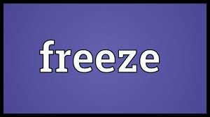design freeze meaning freeze meaning youtube