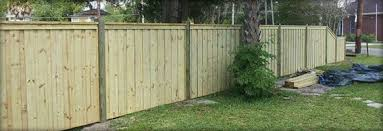 Creating Privacy In Your Backyard Vinyl Privacy Fencing Semi Private Jacksonville Fl