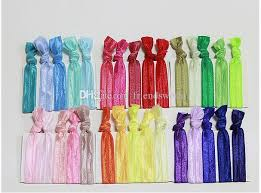 elastic hair ties 2017 fold elastic hair ties bracelet wristbands baby girl