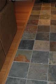 Kitchen Tiles Flooring by Tile And Wood Flooring Combination Ideas Google Search Home