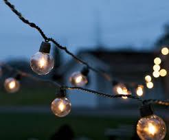 10 best outdoor string lights for summer nights globe lights