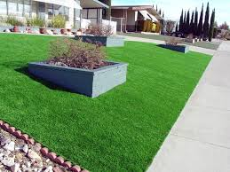Arizona Front Yard Landscaping Ideas - green lawn surprise arizona landscape ideas front yard