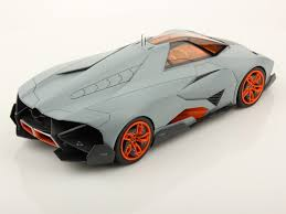 concept lamborghini egoista lamborghini egoista 1 18 scale model is more awesome than the real