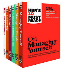 Hbr S 10 Must Reads by Book Review Hbr S 10 Must Reads Box Set Of 6