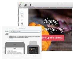 thanksgiving email marketing tips that your subscribers will