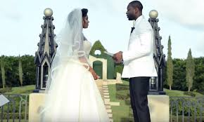 gabrielle union wedding dress the wade union gabrielle union dwayne wade wedding vows loveweddingsng1 png