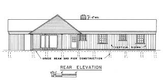 free 3 bedroom ranch house plans with carport