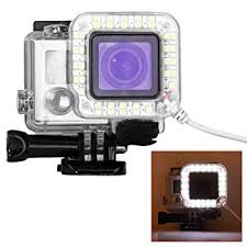 black friday amazon gopro accessories amazon com mystery gopro accessories 20 led ring light flash