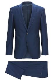 suits by hugo boss elegant and fashionable