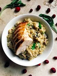 thanksgiving leftovers risotto three olives branch
