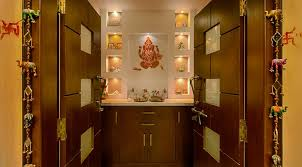 How To Decorate Indian Home Pooja Room Designs In Hall Pooja Room Home Temple Pooja Ghar