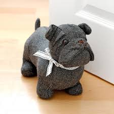 bull dog door stop be fabulous