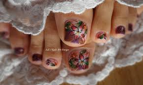 toes art design eden garden youtube