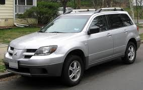 2004 Mitsubishi Outlander Information And Photos Momentcar