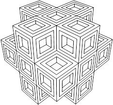 free printable geometric coloring amazing free printable coloring