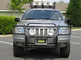 jeep front grill guard need your opinion on a grille brush guard jeepforum com
