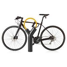 steel bike rack cast aluminum original design fogdarp by