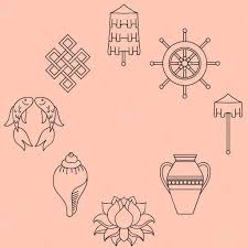 Buddhist Treasure Vase Buddhist Symbolism The 8 Auspicious Symbols Of Buddhism Right